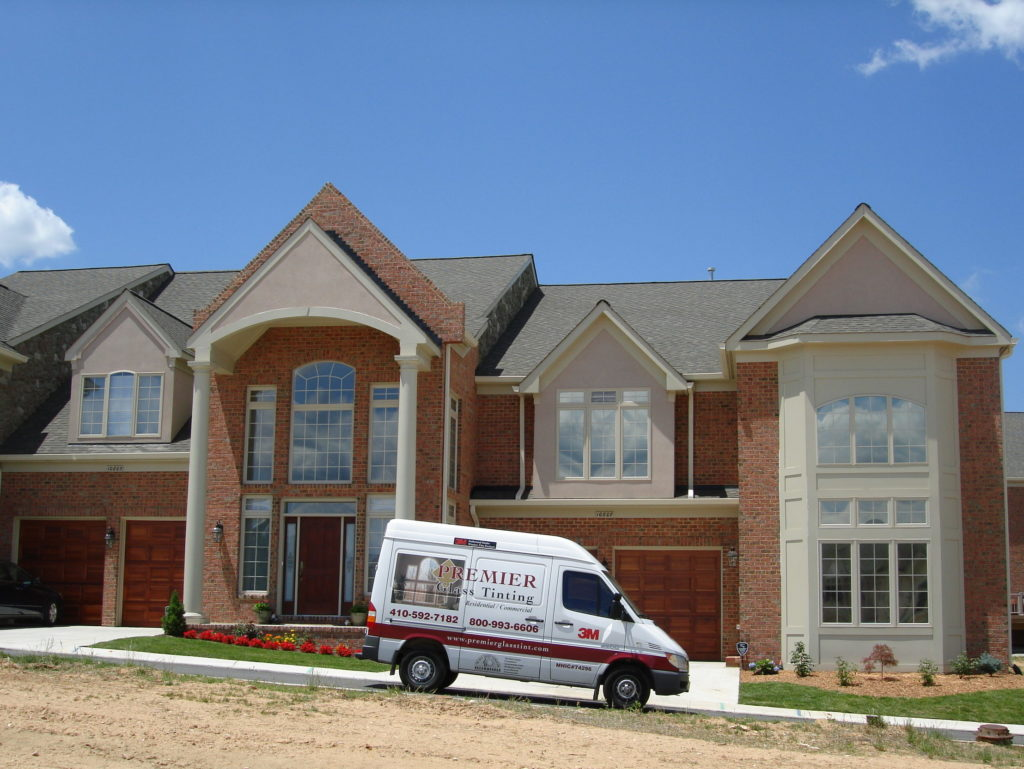Pasadena Md Home And Business Window Tint Film Installation